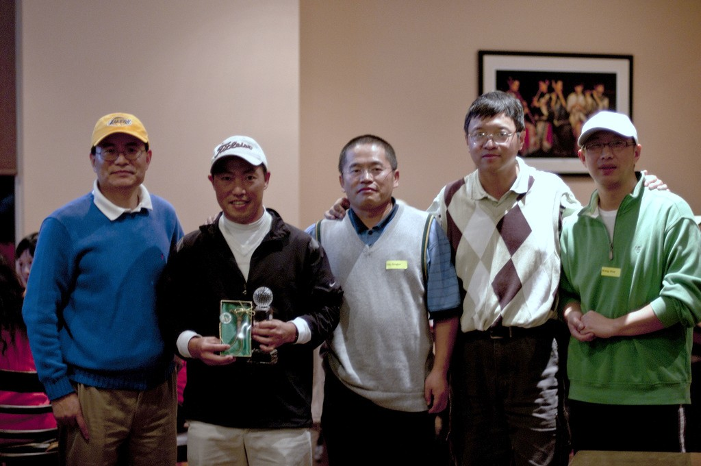 2011 Wisconsin Chinese Golf Open