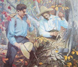 Fromm Brothers, pioneers in cultivating American Ginseng